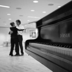 Unsere Räume: Musikinstrumente für unseren Unterricht.